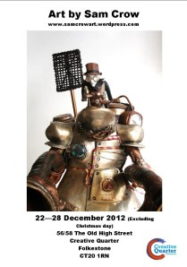 exhibition poster 2012